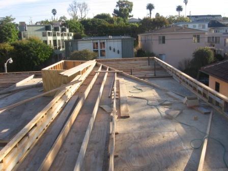 Roof Cricket | 2642 Second Street (Under Construction)
